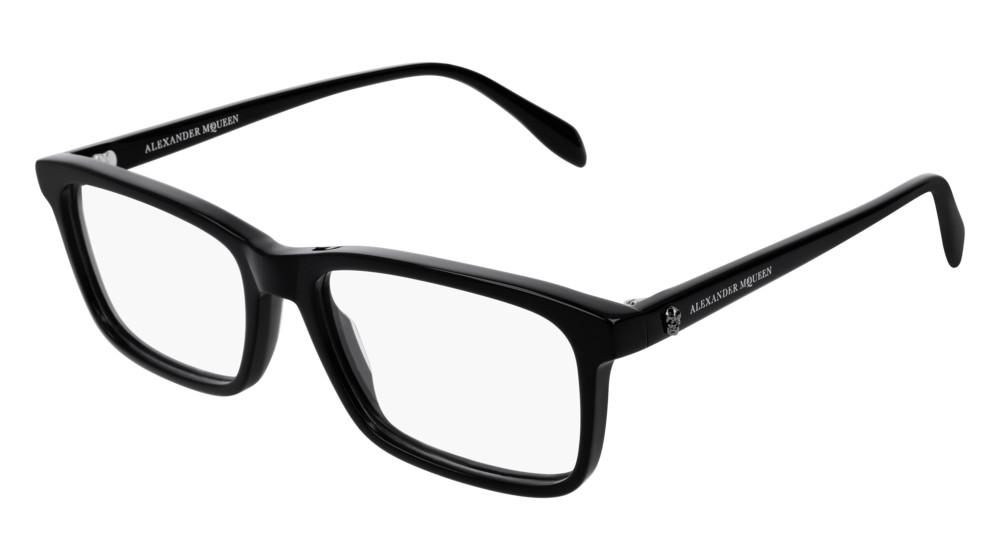 Alexander mcqueen eyeglasses